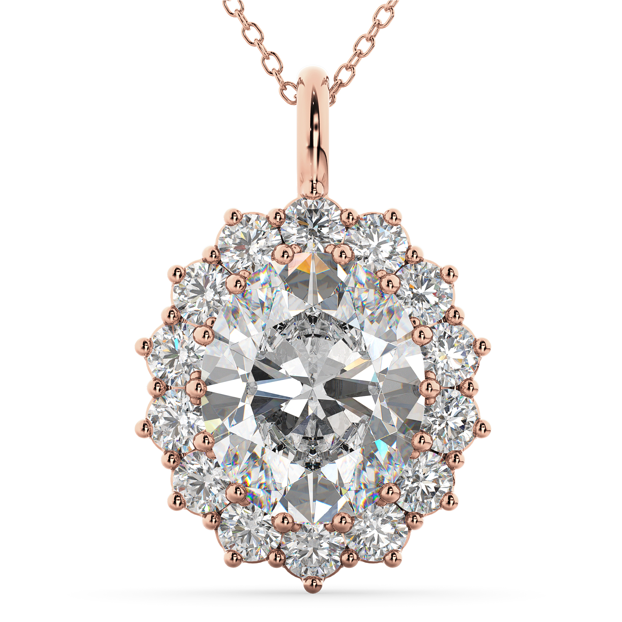 perfection bassenge articles isabelle of pursuit diamond auction image le necklace jardin atelier visionary debuts d moissanite boehmer et