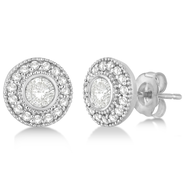 stud round diamond small htm frame br earrings art with bezel set