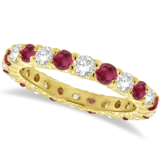 and bands p context gold ruby cut brilliant ring in diamond yellow band eternity carat