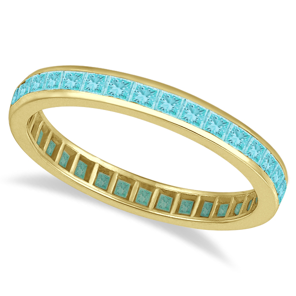 aquamarine band products penny eternity grande preville ring bands