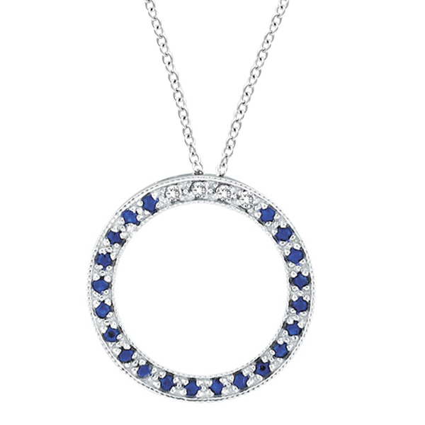 cut blue vir pendant white in diamond products gold jewels ct princess
