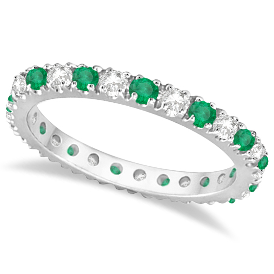geller rings eternity em jaimie emerald sided bands band jewelry yg